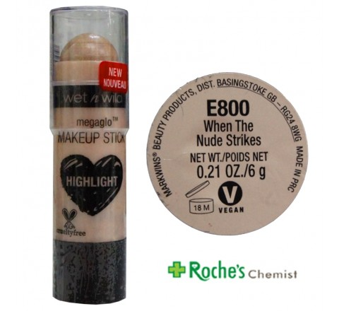 Wet n Wild Make Up Stick E800 When the Nude Strikes